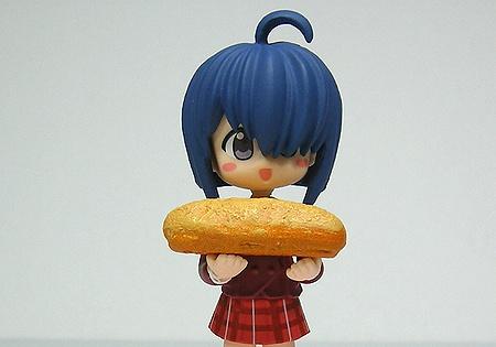 何故パンなのかは質問不許可。なんて。